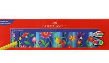 Faber-Castell 25 Oil Pastels  (Assorted)