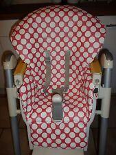 HOUSSE Chaise Haute  (confection neuve)
