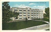 Frisco Railroad Building Springfield Missouri Kropp postcard 966