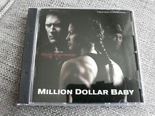 MILLION DOLLAR BABY CD SOUNDTRACK - CLINT EASTWOOD