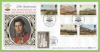 G.B. 1994 P.O.W. Investiture set on Benham,  First Day Cover, Caernarfon