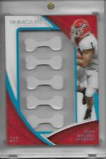 2018 IMMACULATE SONY MICHEL HELMET LOGO DOG BONES #6/7 ROOKIE EBAY 1/1 PATRIOTS