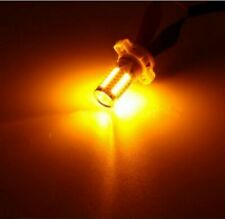 Amber 3157 33SMD LED Tail / Brake Light Turn Signal Bulbs T25 3057 3457 4157