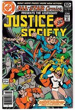 ALL-STAR COMICS #74 (FN/VF) Last Issue! Justice Society! Power-Girl! Superman!