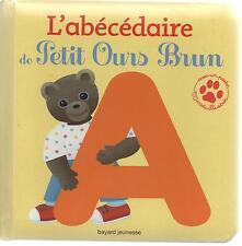 L'ABECEDAIRE DE PETIT OURS BRUN / BAYARD JEUNESSE