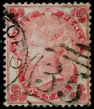 Sg77, 3d Pale Carmine-Rose, Fine Used. Cat £ 325.