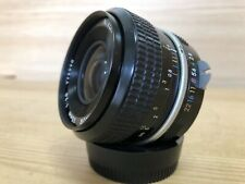 *Near Mint ++* Nikon New Nikkor 35mm F/2.8 Non Ai Wide Angle Lens From Japan