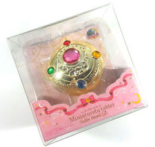 Sailor Moon - Miniaturely Tablet Part 2 Keychain Toy - 1st Season Locket Compact