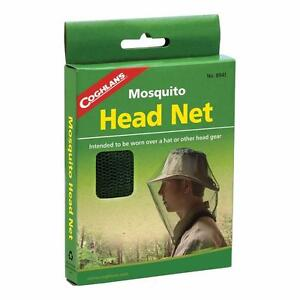 Coghlan's Mosquito Flying Insect Protection Head Net Camping Fishing Hunting