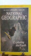 National Geographic Magazine Nat Geo November 1988 (NG21)