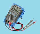 DIGITAL MULTIMETER WITH NCV 10A CAT III 600V TRUE RMS Professional Quality
