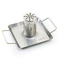 Supporto per Pollame / Porta Pollo Barbecook acciaio inox con gocciolatoio