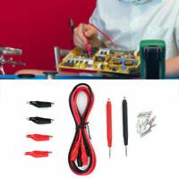 16pcs/Set Universal Test Lead Probe Wire Pen Cable For Digital Multimeter Meter