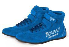Speed Kartschuhe Motorsportschuhe blau Größe 36 - 48 44