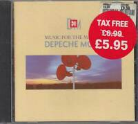 "DEPECHE MODE ""Music For The Masses"" CD-Album"