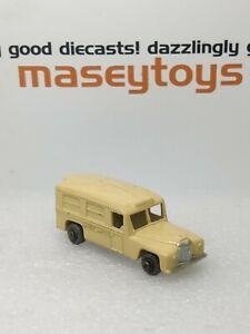 MATCHBOX LESNEY No.14a Daimler Ambulance 1955 original vintage diecast