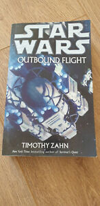 Star Wars: Outbound Flight by Timothy Zahn (Paperback, 2007)