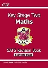 Ks2 Maths Targeted Sats Revision Book - Standard Cgp Books 9781782944195