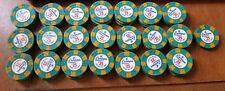 Europa Cruises $25 Casino cruise poker chip chips