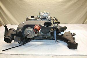 Porsche 911 930 3.3L Turbo Injection System #578