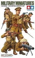 Tamiya 1/35 scale 1/35 WWI British Infantry Set x 5 figs