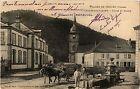 CPA Vallée de Celles (Vosges)-Celles-sur-Plaine -Église et Mairie (455545)