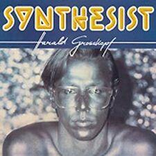 HARALD GROSSKOPF - SYNTHESIST  CD NEU