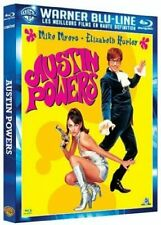 AUSTIN POWERS MIKE MYERS  BLU RAY NEUF SOUS CELLOPHANE