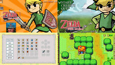 Easy to Do CFW 32GB Memory Stick Custom (5.55) PSP 2001/3001, 20 Emulators Zelda