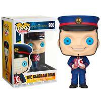 Pop! Funko Num 900 Doctor Who Vinyl Figure Kerblam Man GW Serie Tv Telefilm