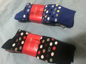 calvin klein mens Crew / Dress socks