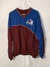 Mens Jacket / Sweatshirt - GIII Sports | Size XL | Colorado Avalanche NHL Hockey