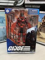 Hasbro GI Joe Classified Series - Red Ninja Action Figure - In Hand