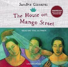 The House on Mango Street by Sandra Cisneros (2005, CD, Unabridged)