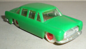 GREEN SIMCA for AF 24566 New Haven Automobile Carrier #2
