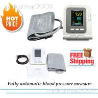 FDA, CE, CONTEC08A, LCD digital en color para monitor de presión arterial, NIBP