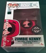 Funko Pop ZOMBIE KENNY SOUTH PARK Exclusive Figure Serie Tv