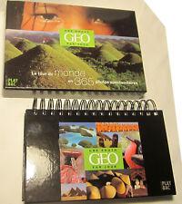 Calendrier Geo ; Le Monde en 365 Photos - 2001