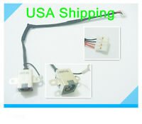Original DC Power Jack charging port in cable harness for LG R410 R510 R560 R580