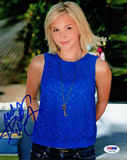 Audrey Whitby SIGNED 8x10 Photo The Thundermans So Random! PSA/DNA AUTOGRAPHED