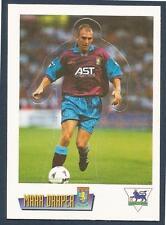 Merlin 1996 Fa Premier Popup Teilmenge #S02 - Aston Villa-Leicester City-Mark Draper