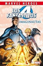 LOS 4 FANTÁSTICOS. IMAGINAUTAS (Marvel Héroes nº 2)
