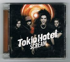 TOKIO HOTEL - Album CD – SCREAM - 2007