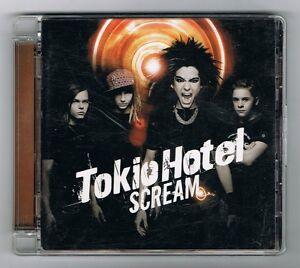 TOKIO HOTEL - Album CD - SCREAM - 2007