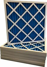 "G4 V Pleated Air Filter - 24x12x2"" NOM, 594 x 295 x 47mm Actual (Pack of 6)"