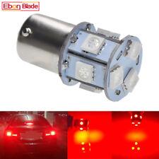 2 x 6V dc 1157 bay15d 1154 9 SMD LED Red Car Bulb Light Brake/Stop/Tail /Reverse