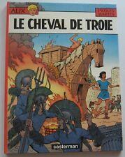 ALIX LE CHEVAL DE TROIE de J. MARTIN- CASTERMAN EO 1988 Excellent ETAT