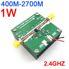 RF2126 400M-2700MHz RF Power Amplifier 2.4GHz 1W for WIFI Bluetooth Ham Radio