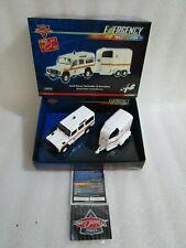 Corgi VA09710 Royal Parks Police Land Rover & Horse Box , Ltd Ed Unused Boxed