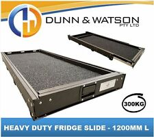 1200mm Heavy Duty Fridge Slide - 300kg (Vans, Utes, 4x4, 4wd, Tub runner)